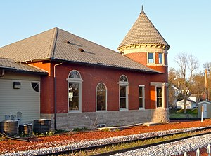 National Register of Historic Places listings in Poweshiek County, Iowa