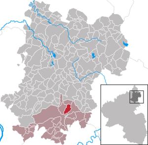 Großholbach - Image: Großholbach im Westerwaldkreis