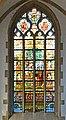 Grote Kerk, Haarlem Buntglasfenster Westseite 01.jpg