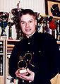 Grzegorz Gwiazdowski cyclist of the year 1999.jpg