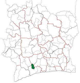 Guéyo Department Department in Bas-Sassandra, Ivory Coast