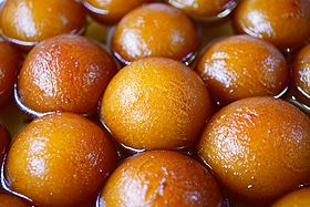 Image illustrative de l'article Gulab jamun