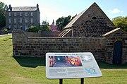 Gunpowder magazine, Berwick-upon-Tweed - geograph.org.uk - 1351482