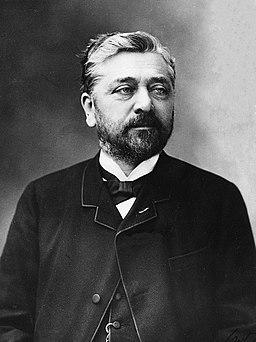 Gustave Eiffel 1888 Nadar2