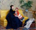 Gustave Léonard de Jonghe - Going to the Ball.tiff
