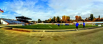 Gyumri City Stadium - Gyumri City Stadium in 2012