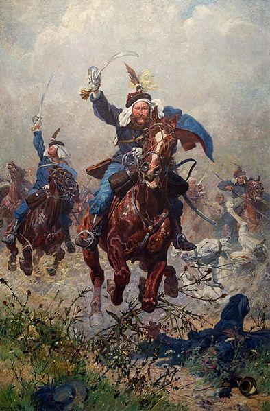 File:HGM Koch Oberst Rodakowski in der Schlacht bei Custozza 1866.jpg