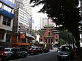 HK CWB Tung Lo Wan Road view 聖馬利亞堂 St Mary's Church Jan-2013.JPG