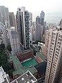 HK ML 半山區 Mid-levels 漢寧頓道 Honiton Road 80 Bonham Road FV 禮賢閣 29 B2 Rhine Court view nearby January 2016 DSC 18.jpg