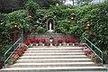 HK TKW To Kwa Wan 鄧鏡波學校 Tang King Po School Mary n stairs Jan-2018 IX1.jpg