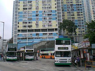 Wah Fu Estate - Wah Fu Bus Terminus