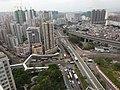 HK Yuen Long 順豐大廈 Shun Fung Building view 尚豪庭 One Regent Place Mar-2016 Long Yip Street On Lok Road Yuccie.JPG