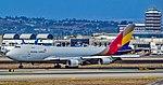 HL7436 Asiana Airlines Boeing 747-48EF s-n 29170-1305 (37544342534).jpg