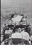 HMAS Bataan guns firing 1948 AWM 304898.jpg