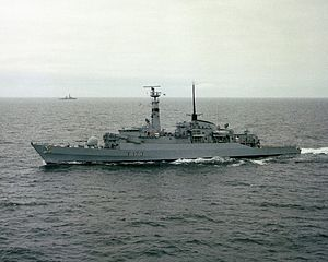 Type 21 Frigate Wikipedia
