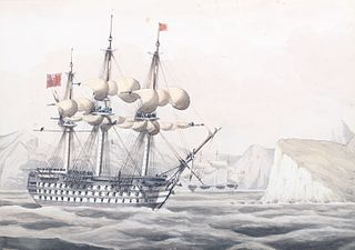 HMS <i>Britannia</i> (1820) 1820 first-rate ship of the line