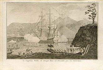 HMS Dolphin (1751) - Image: HMS Dolphin 1751