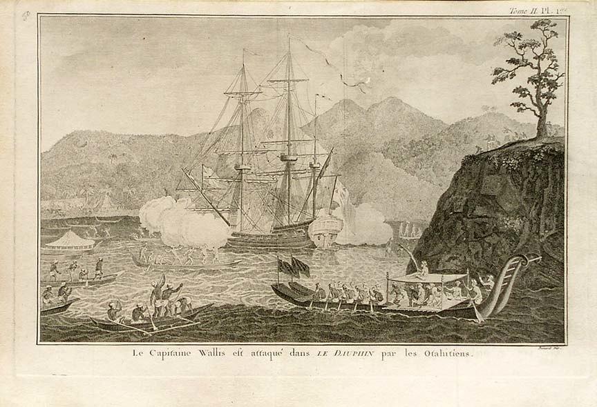 HMS Dolphin 1751
