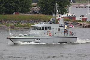 HMS Example (P165) - Image: HMS Example (P165) Helsinki