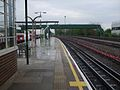 Hainault station platform 3 look south2.JPG