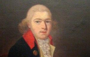 Laurence Hynes Halloran - Portrait of Laurence Hynes Halloran