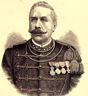 Dutch intervention in Lombok and Karangasem -  General P.P.H. van Ham, second in command, was killed in the August encounter.