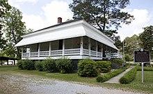 Casa della famiglia Williams, Georgiana, Alabama