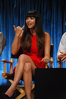 Hannah Simone Canadian television host, actress and fashion model