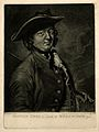 Hannah Snell, a woman who passed as a soldier. Mezzotint by Wellcome V0007232.jpg