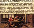 Hans Holbein d. J. - Signboard for a Schoolmaster - WGA11486.jpg