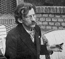 Hans Pfitzner, 1905 (Quelle: Wikimedia)