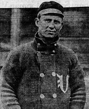 Happy Hogan (baseball) - Hogan as the manager for the Vernon Tigers in 1911.