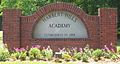Harbert Hills Academy sign.JPG