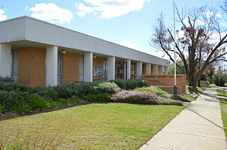 Harden Shire - Image: Harden Shire Council Office 002