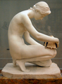 Harry Bates - Pandora, 1891, right - on temporary display at Tate Britain, September 2010.png