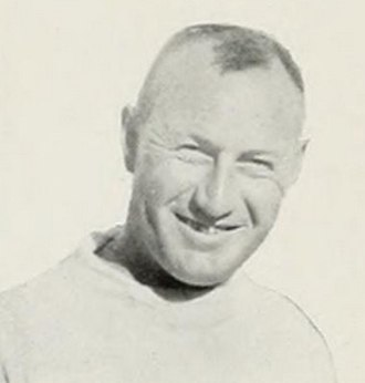 Harry Trotter - Trotter pictured in Southern Campus 1923, UCLA yearbook