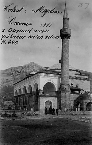 Hatuniye Külliyesi - Hatuniye Mosque and madrasa