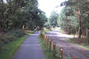 Havelland - The Havelland Cycleway near Paaren im Glien