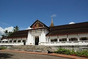 Luang Prabang Province - Haw Kham Royal Palace