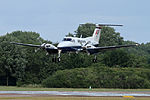 Hawker Beechcraft King Air B200 2 (4828250775).jpg