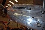 Hawker Hind nose details, RAF Museum, Cosford. (13700093963).jpg