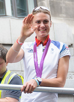 Heather Stanning, gold medallist in rowing Heather Stanning.jpg