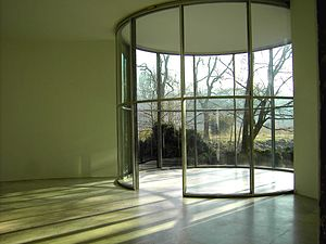 Museum Insel Hombroich - Erwin Heerich, Graubner Pavilion