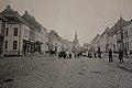Heldenlaan (Neerstraat), Zottegem (historische prentbriefkaart) 02.jpg