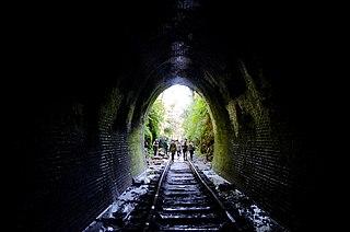 Helensburgh Glow Worm Tunnel