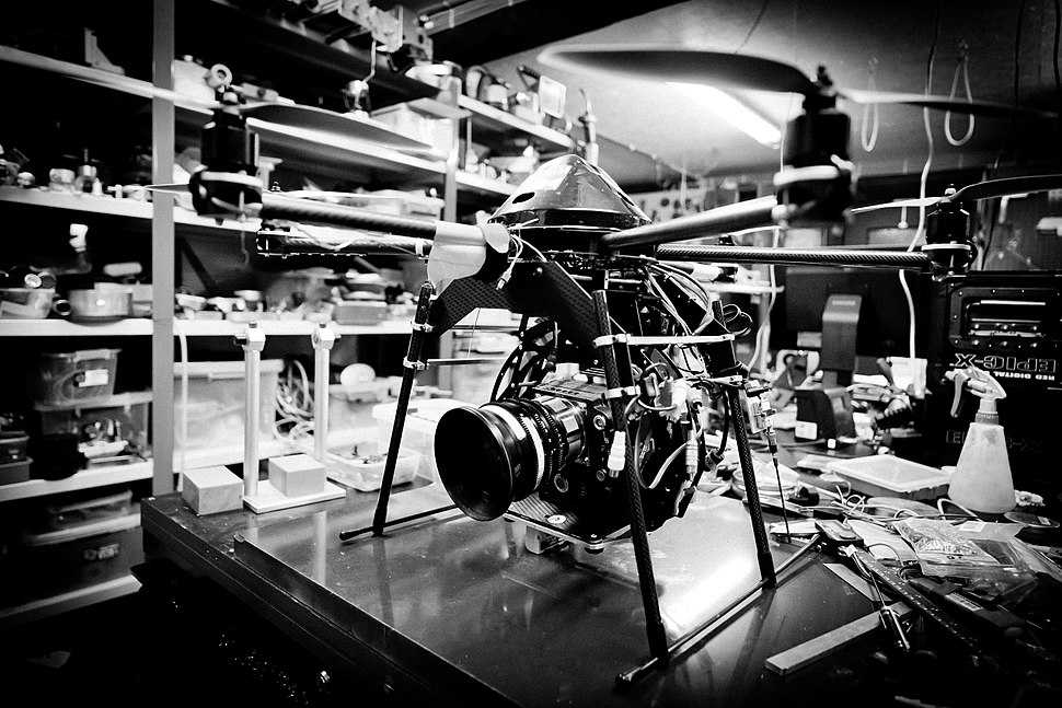 Helicam Red EPIC-X