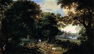 Pieter van der Borcht (III) Flemish painter and draftsman active between 1604 and 1631