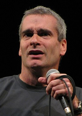Henry Rollins in 2010.