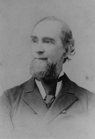 Henry Martyn Whitney - Image: Henry Martyn Whitney, later life