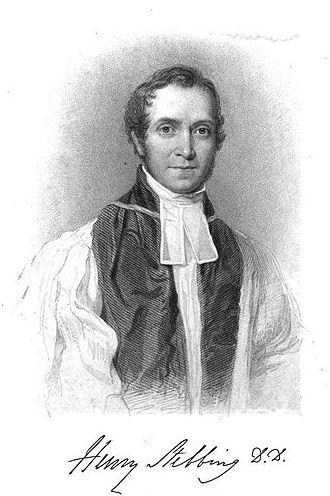 Henry Stebbing (editor) - Henry Stebbing, 1845